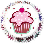 Be My Cupcake Mini Liners By Wilton