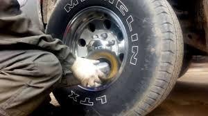 100 Polishing Aluminum Truck Wheels Pickup Rim YouTube