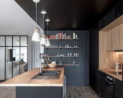 cuisine parall鑞e evier cuisine noir 2 bacs beautiful great evier rustique grenoble