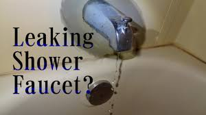 Fixing A Leaking Faucet by How To Fix A Leaking Shower Faucet Single Knob Type With Inside
