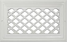 Decorative Wall Air Return Grilles by Decorative Wall Grilles Cold Air Return Vent