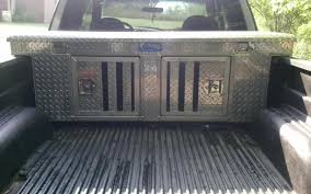 Used Dog Boxes | Hot Trending Now Truck Tool Box Dog Bloodydecks Hunting Pinterest Dogs Dogs 34 In Dog Box Tool Custom Tting Accsories Formulaoldiescom Owns Michigan Sportsman Online And Shotgunworldcom Homemade Special Order Hunter Series Triple Compartment Without Rds Alinum Boxes Like New From Ft Utility Crates Valley Eeering For Your Rig Picturestrucks 4wheelers Etc Biggahoundsmencom