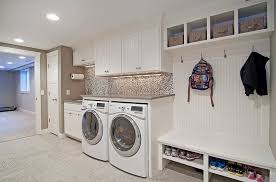 Laundry And Mudroom Combinations Are Easy To Pull Off Design College City Build