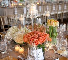 Candle Centerpiece Ideas For Wedding Receptions Reception Arrangements Tables 6343 Popular