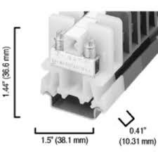 Allen Bradley 1492 CAM2 Terminal Block Tubular Screw Without Pressure Plate