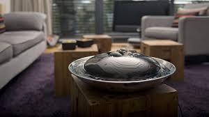 stilvolle zimmerbrunnen fürs wohnzimmer trendomat