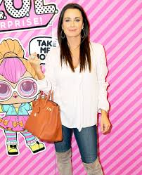 Kyle Richards Halloween Interview by Kyle Richards Talks Family Friend Kylie Jenner U0027s Pregnancy U0027she U0027s