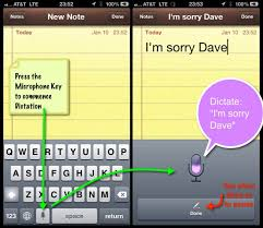 How to Properly Use Dictation in iOS 6 – The Mac Observer