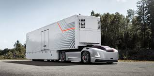100 Who Owns Volvo Trucks Unveils Allelectric And Autonomous Truck Without A Cab Electrek