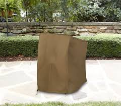 100 Patio Stack Chair Covers CoverShield Deluxe Cover