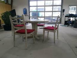 esszimmer tisch mit 10 stühlen design möbel 70er jahre