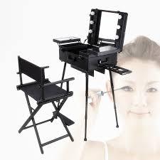 free shipping to europe india uk 1set lot black lighted makeup