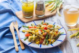 cuisiner des haricots verts salade de haricots verts beurre cuisine addict cuisine