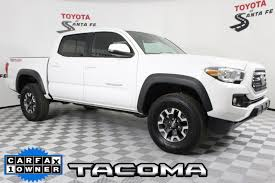 100 Used Toyota Pickup Trucks For Sale By Owner PreOwned 2018 Tacoma TRD Off Road In Santa Fe JM151127P