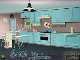 BuffSumms 1950s Kitchen Part 1