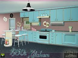 BuffSumms 1950s Kitchen Part 1