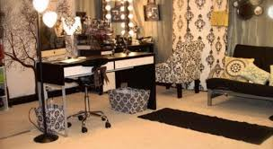 Bathroom Vanities With Matching Makeup Area by Desk Cool Bathroom Vanity With Matching Makeup Area Ideas