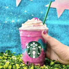 Starbucks Rare Unicorn Frappuccino Blended Creme Is Kosher