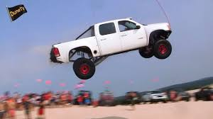 Epic Fourth Of July Truck Jump In The Dunes