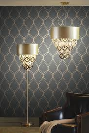 Bold Idea 18 Wallpaper Ideas For Living Room Feature Wall