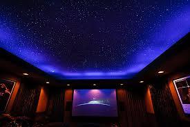 Fiber Optic Ceiling Lamp by Star Ceilings Painted Or Fiber Optics Avs Forum Home