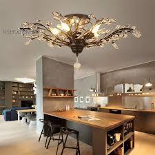 vintage europäischen und amerikanischen stil kronleuchter goldene schwarze wohnzimmer schlafzimmer le kristall restaurant business deckenleuchte