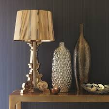 Kartell Bourgie Lamp Silver by Bourgie Lamp Xcelsior Selection Online Store