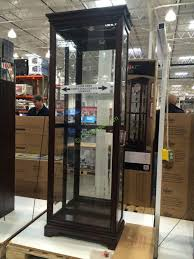 Pulaski Glass Panel Display Cabinet by Pulaski Display Cabinet U2013 Costcochaser