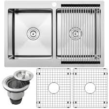 Overmount Double Kitchen Sink by Ticor Overmount Kitchen Sinks U2022 Kitchen Sink
