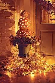 Diy Halloween Pathway Lights by 33 Halloween Pumpkin Carving Ideas Southern Living