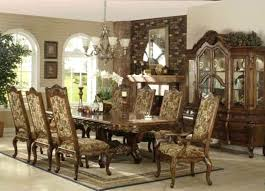 Ashley Furniture Dining Room Table Image Of Porter Set Rustic