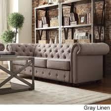 Home Decorators Collection Gordon Tufted Sofa by Restoration Hardware Kensington Upholstered Sofa Tufted Sofa