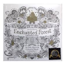Enchanted Forest Adult Coloring Book THE FILIPINO EDITION