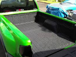 Armadillo Bed Liner by Green Show Truck Bed Liner