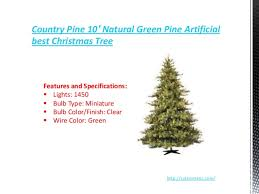 Best Artificial Christmas Tree Type by 10 Best Christmas Tree For 2013