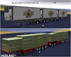 Big Pack Double & Triple Trailers Mod For ETS 2 Triple T Truck Stop Idrawgood Art M35 Series 2ton 6x6 Cargo Truck Wikipedia Dump Driving The New Mack Anthem News Diamonds Are Forever Midengined Hot Rod Diamond The Thaandbuilt Wonder That Rules Jungle And Dragstrip Community Fd On Twitter Tcfd Will Be There Displaying 1956 Ad Ford Economy Trucks Cargo Transportation Original Commercial Drivers License Stop Ats 128 Open Beta Triple Trailers Here American Stretch My