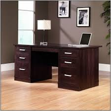 Sauder Graham Hill Desk Walmart by Sauder Desks Excellent Harbor View Salt Oak Computer Desk With