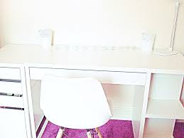 Micke Desk With Integrated Storage Assembly Instructions by Velvetblush Ikea Micke Desk Micke Drawer Unit Review