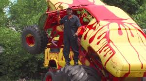100 Monster Trucks Cleveland Tim Willis Stops Traffic In S Fairfax Neighborhood With