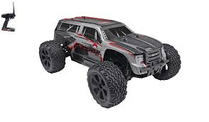 100 Rc Truck With Plow Waterproof Electric Remote Control 110 Brushless Monster RC Tru