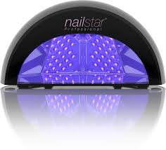 Opi Uv Lamp Instructions by Led Nail Lamp Dryer For Gel Polish Shellac Bluesky Gelish Fast Uv