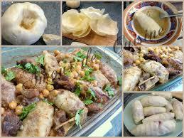 cuisine maghrebine choux farcis a la viande hachee au four recette chou farci