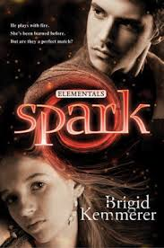 Book Review Spark Elementals 2 By Brigid Kemmerer