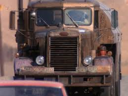In Duel (1971) The License Plates Seen On The Front Of The Truck Are ...