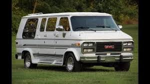1992 GMC VANDURA 2500 CONVERSION VAN RV