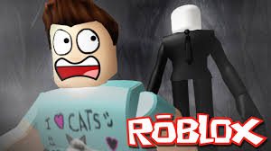Roblox Adventures Stop It Slender 2 Escape From Scary Man