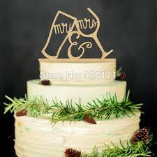 Online Shop Eco Friendly Wedding We Do Mr MrsWooden Cake