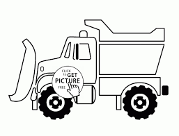 100 Construction Truck Coloring Pages Fresh S