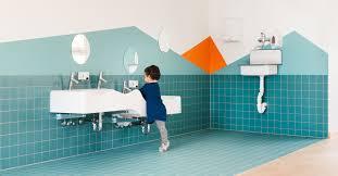 baukind kita schlauefuechse bad waschbecken 1 kindergarten