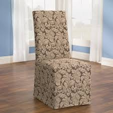 Armless Chair Slipcover Sewing Pattern by Decor Floral Oversized Chair Slipcover With White Side Table And